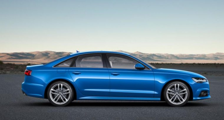 Audi A6 With (Shembull)